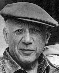 Pablo Picasso Photograph