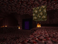 How To Make and Use Minecraft Portals
