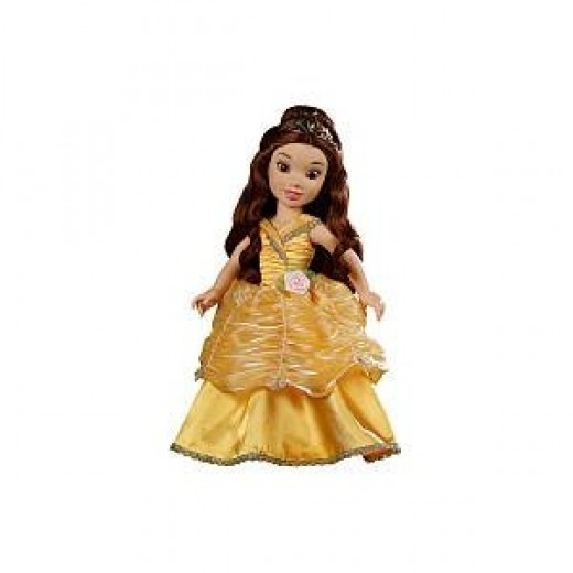 Disney Princess and Me Doll Belle