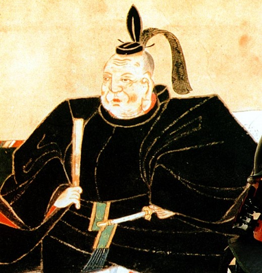 Tokugawa Ieyasu was the founder and first shogun of the Tokugawa shogunate of Japan