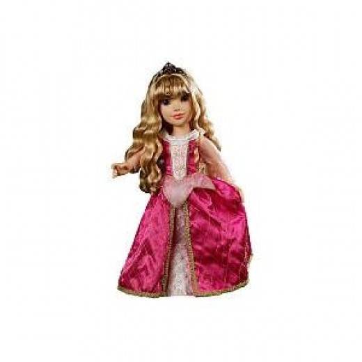 Disney Princess And Me Doll Aurora Sleeping Beauty