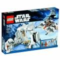 LEGO Star Wars Christmas: 8089 Hoth Wampa Cave
