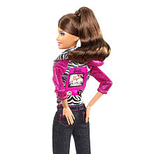 Barbie Video Girl Brunette Fashion Doll