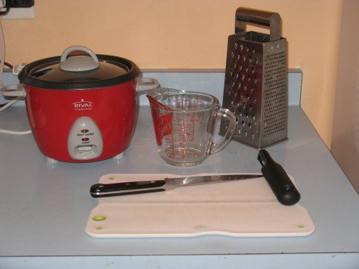 A handful of kitchen tools will carry you through most tasks at minimal expense.