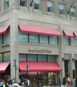 American Girl Store New York