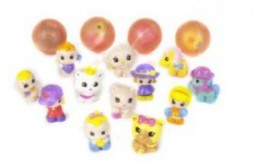 Squinkies Bubble Pack 4