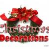 Unique Handmade Poinsettia Christmas Decorations