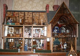 A doll's house in the Melrose House Museum. Photo Tony McGregor