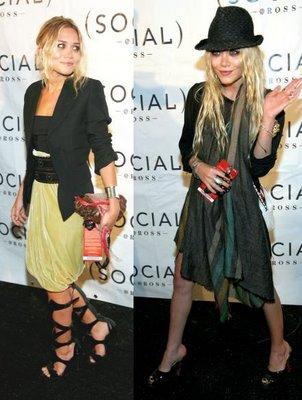 Marykate & Ashley Olsen