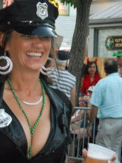Fantasy Fest Police