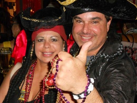 Fantasy Fest Pirates