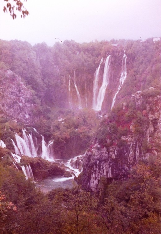Plitvice National Park, Croatia.