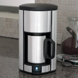 Brookstone Single Cup Coffee Maker