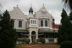 Melrose House, historic Pretoria home