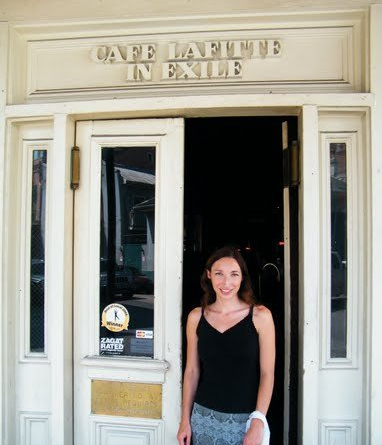 I told you I find exile everywhere. Photo taken in New Orleans, 2009.