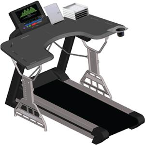 workstation treadmill desk