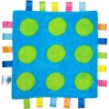 Taggie Blanket, Taggies Tag Security Blanket And Toys For Babies