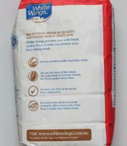 Self Raising flour processing information!