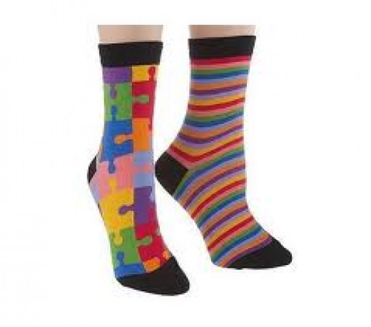 Socks can be a great way to show off your personality... so what do your socks say about you?