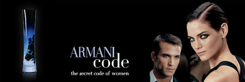 The Secret Code Armani Perfume for Women