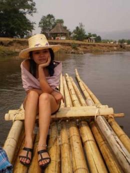 River Rafting In Pai
