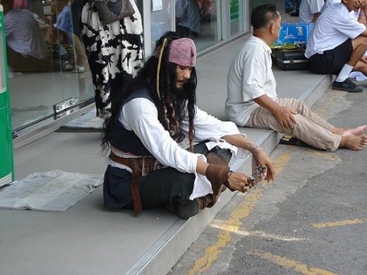 Thai Jack Sparrow