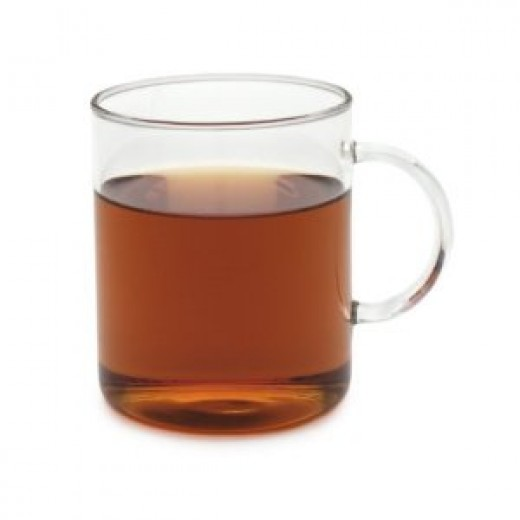 Adagio Teas Glass Mug