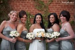 Formal Bridesmaids Photo