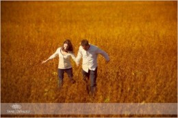 Photojournalistic or Lifestyle Engagement Session