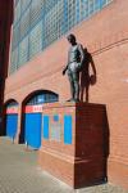 Ibrox disaster memorial