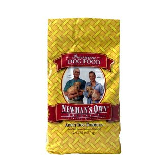 Newman's Own Organics Adult Dog Food Formula