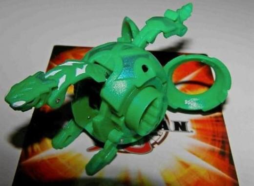 Green Ventus Quake Drago 950G