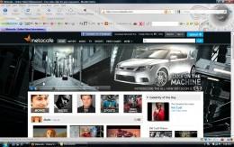 Metacafe Main Page