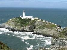 South Stack Light House, Holyhead
