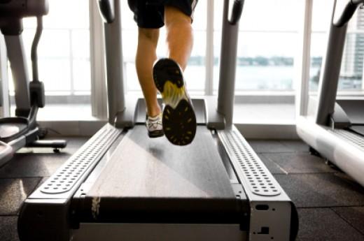 A Treadmill