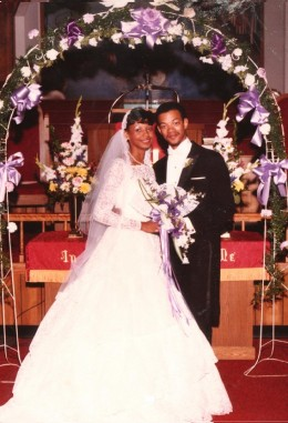 This Couple Married Twenty-Five Years This Year, and Still Going Strong.