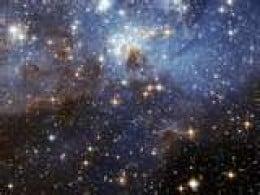 Is Space Pushing Galaxies Apart?