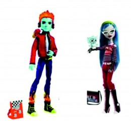 Ghoulia Yelps and Holt Hyde