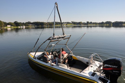 Exact Fit Wakeboard Tower Package