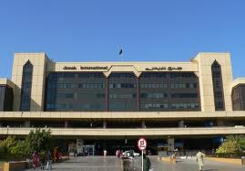 JINNAH INTERNATIONAL AIRPORT KARACHI !