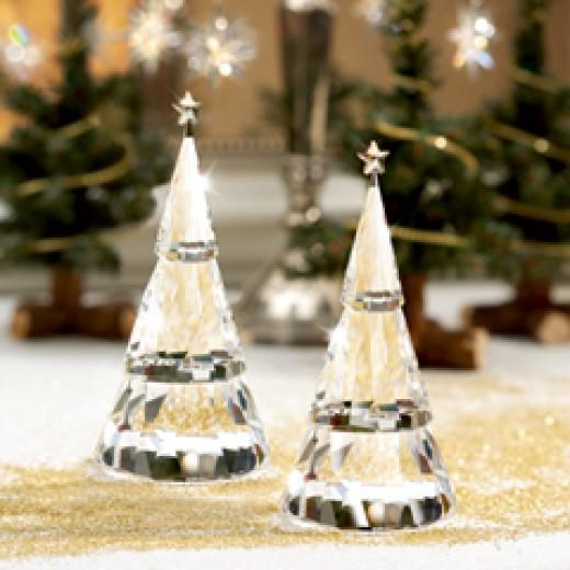 Christmas tree from Swarovski