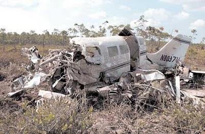 Plane Crash in Cuba!