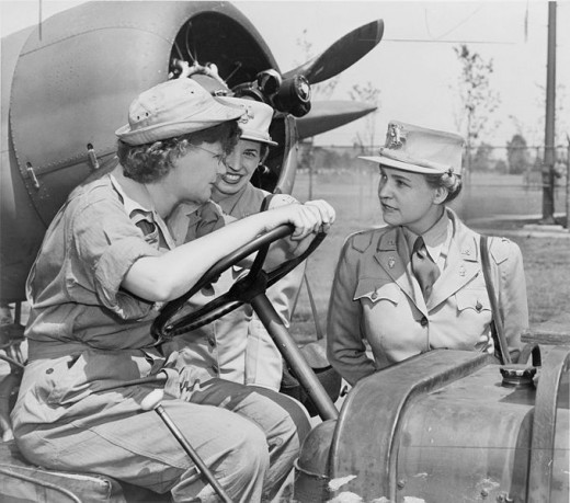 Women in the Military in the 1940s