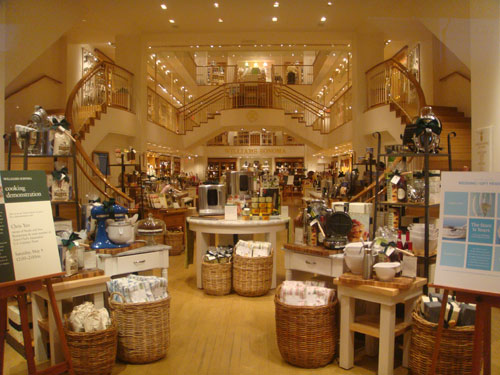 Williams-Sonoma Store