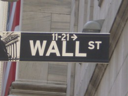 If football doesn't work out there is always Wall Street.