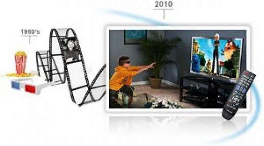 Evolution of 3D Technology