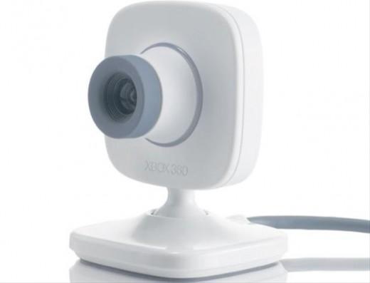 Xbox Live Vision Cam