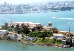 Alcatraz haunted