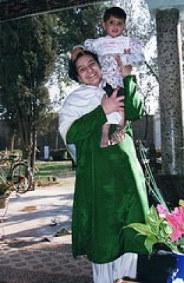 Khailillulah's daughter