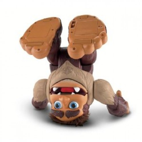 Bigfoot the Acrobat!